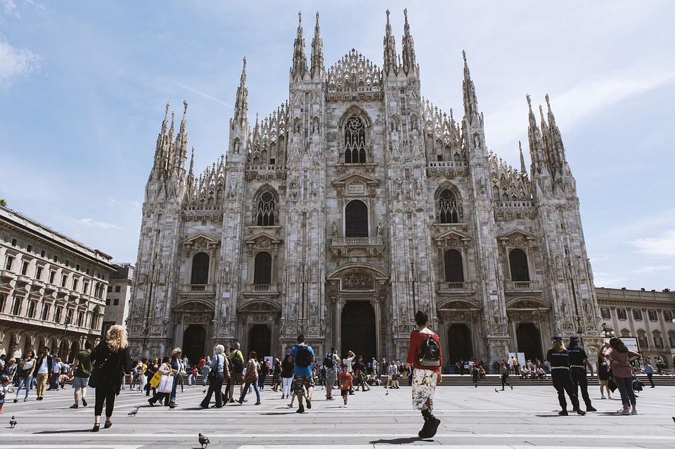 Sejour Milan pas cher