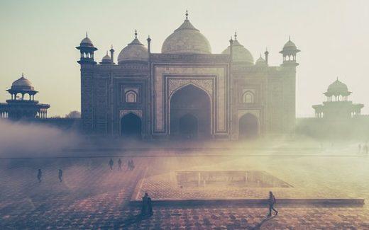 Voyage Taj Mahal Inde