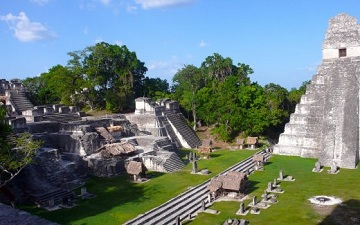 Le Tikal Guatemala