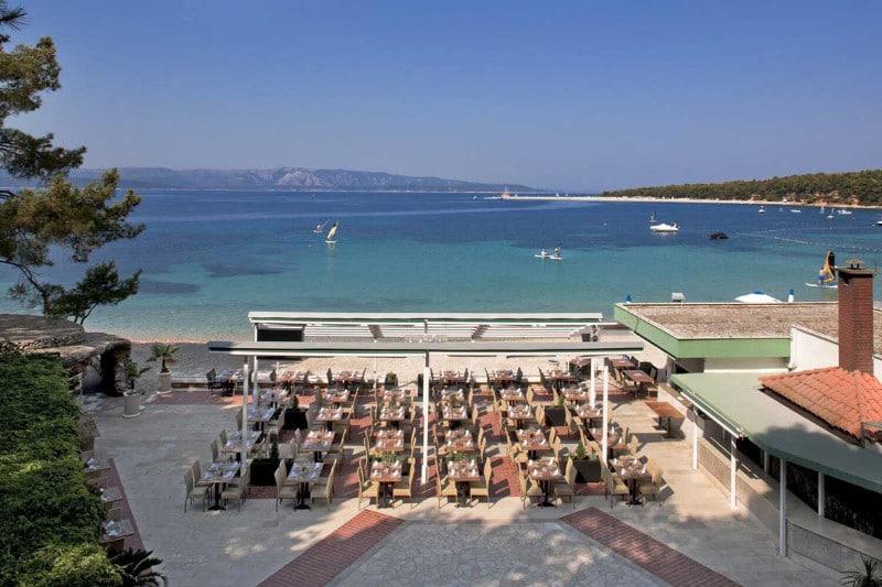 HRVSBOR_plage-restaurant-bluesun-borak-sejours-croatie-tui