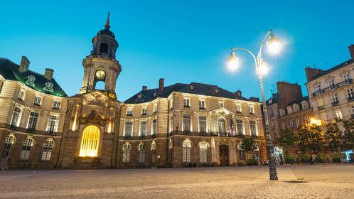 Weekendesk-Le-Saint-Antoine-HotelSpa-Rennes