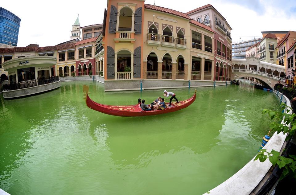 Venise climat