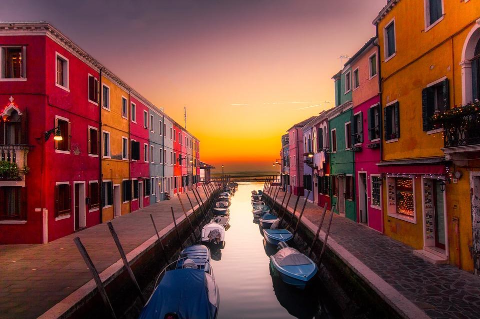 Venise Ile Burano