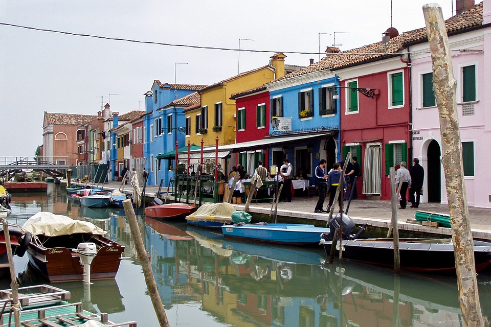 Venise ile Murano