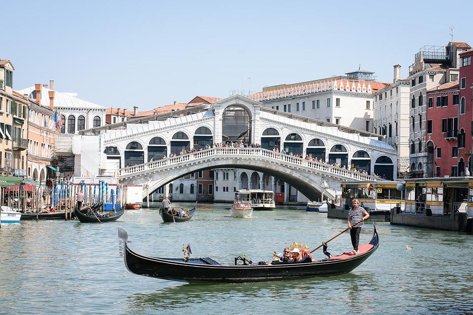 Pont Rialto Venise