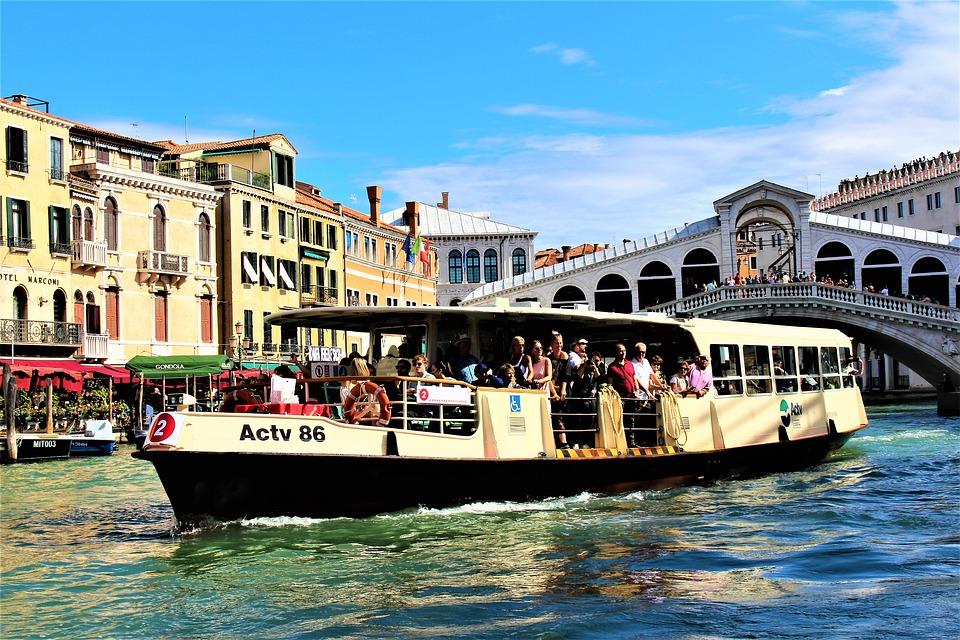 Venise Vaporetto