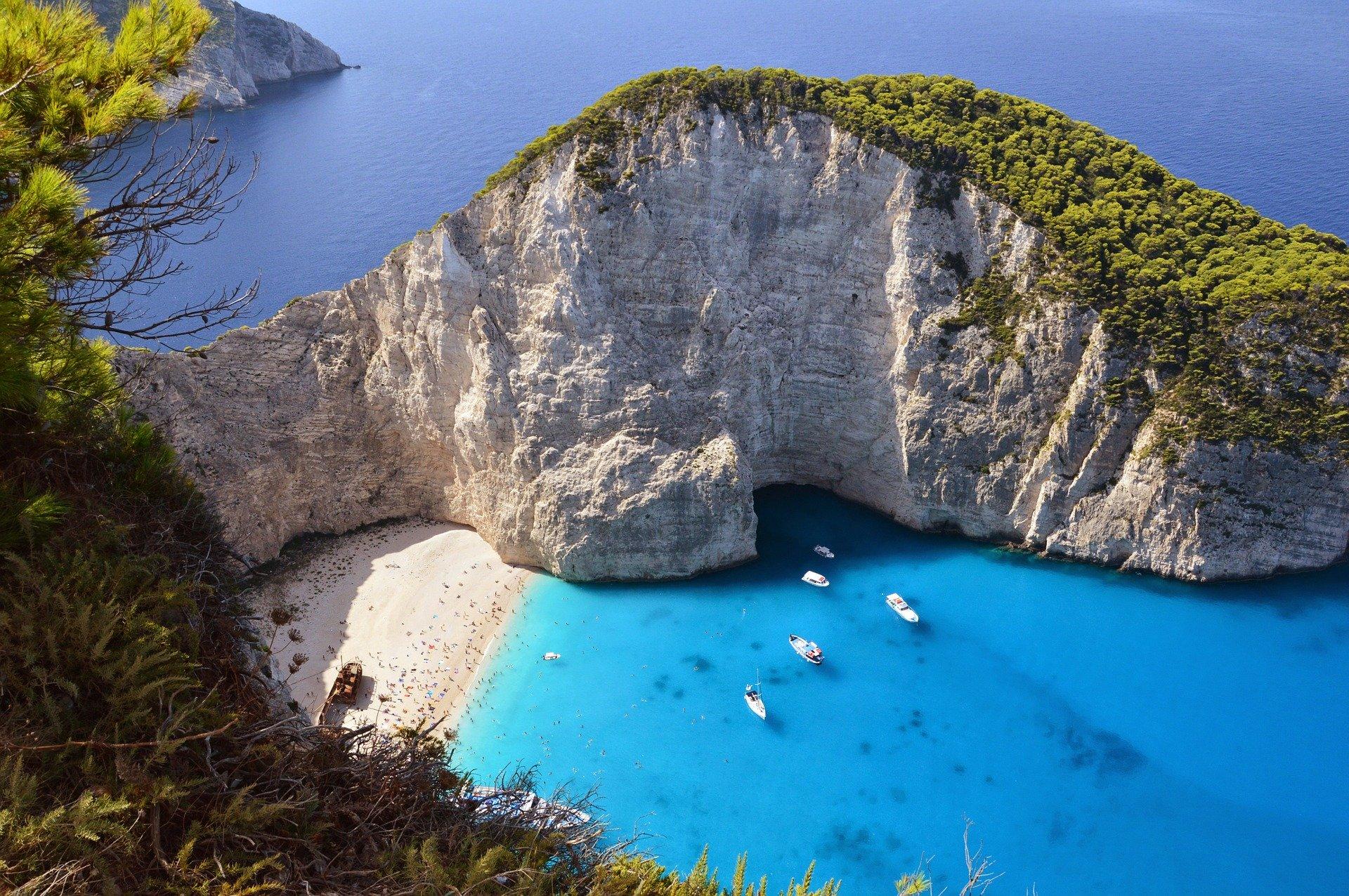 Ile de Zakynthos Grèce