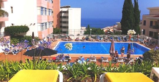 Hotel-Estrelicia-Dorisol-Madère