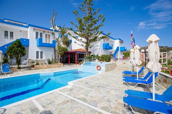 Hôtel-Belvedere-Apart-Hotel-Heraklion-Grèce