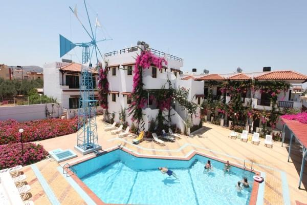 Hôtel-Paul-Marie-Studios-Appartements-3-Heraklion-Crète