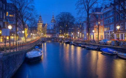 Week end Amsterdam