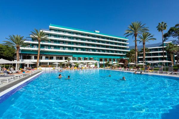 Hôtel-Taoro-Garden-4-Tenerife-Iles-Canaries